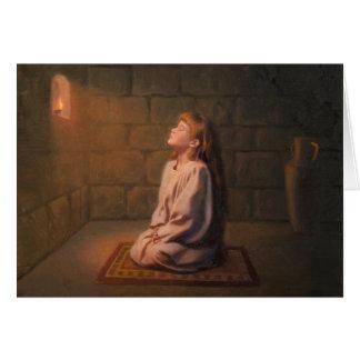 The Secret Prayer Greeting Card