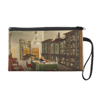 The Secretary's Room, Apsley House, by T. Boys, 18 Wristlet Purse