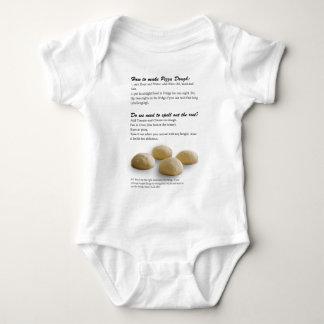 The Secrets of Pizza Baby Bodysuit