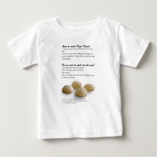 The Secrets of Pizza Baby T-Shirt