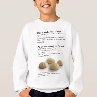 The Secrets of Pizza Sweatshirt
