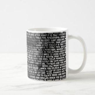The Secrets of Success Coffee Mug