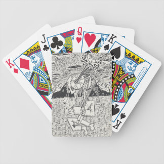 The_Seeding Bicycle Playing Cards
