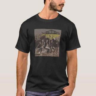 The Seeds first album cover t-shirt
