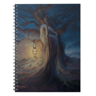 the Seeker Spiral Notebook