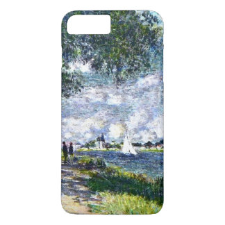 The Seine at Argenteuil iPhone 7 Plus Case