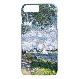 The Seine at Argenteuil iPhone 8 Plus/7 Plus Case