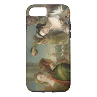 The Sense of Taste, c.1744-47 (oil on canvas) (see iPhone 7 Case