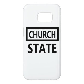 The Separation of Church and State - 1st Amendment Samsung Galaxy S7 Case