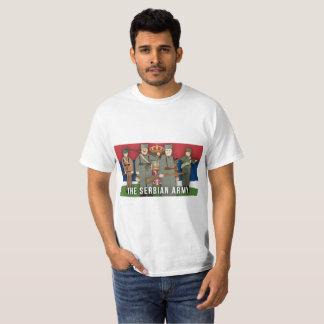 The Serbian Army Faction World War I T-Shirt