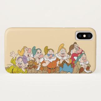The Seven Dwarfs 2 iPhone X Case