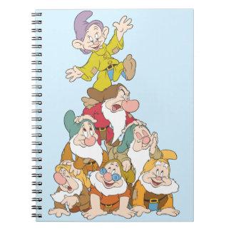 The Seven Dwarfs 5 Notebook