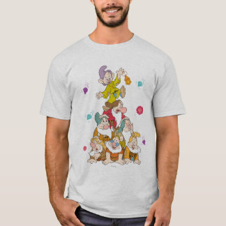 The Seven Dwarfs Pyramid T-Shirt