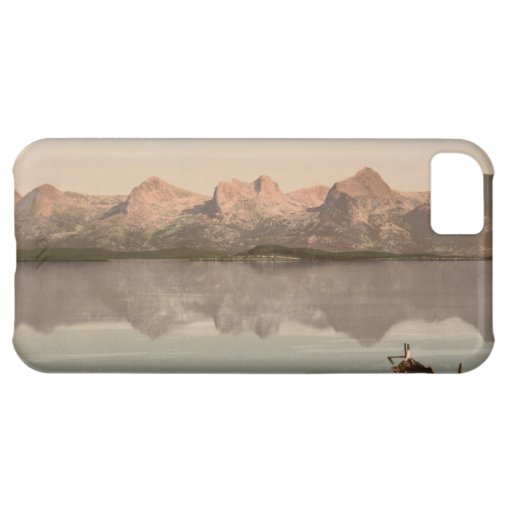 The Seven Sisters, Nordland, Norway iPhone 5C Case