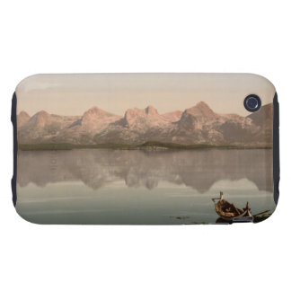 The Seven Sisters, Nordland, Norway iPhone 3 Tough Cover