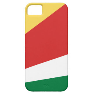 The Seychelles Flag Case For The iPhone 5