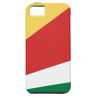 The Seychelles Flag iPhone 5 Cases
