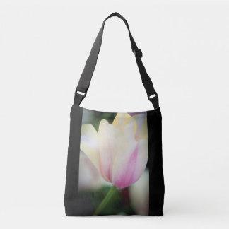 The shades on a tulip crossbody bag