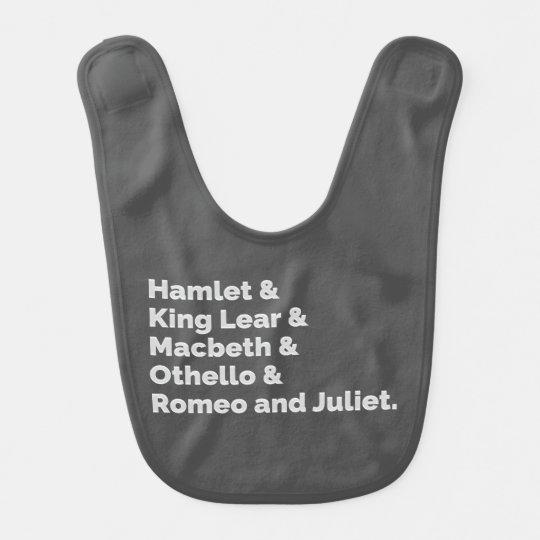 The Shakespeare Plays I Bib