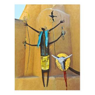 The Shaman Postcard