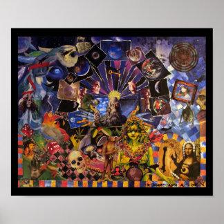 The Shaman s Dream Print