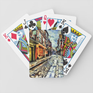 The Shambles York Vincent Van Gogh Bicycle Playing Cards