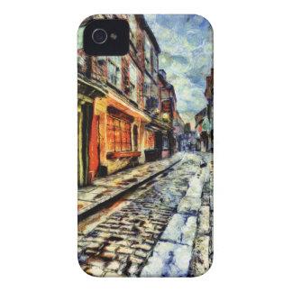 The Shambles York Vincent Van Gogh iPhone 4 Case