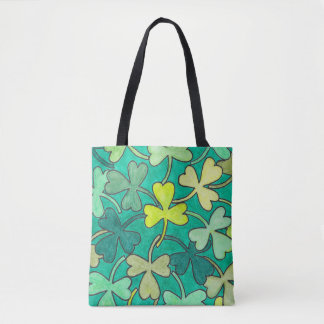 The Shamrock Tote Bag