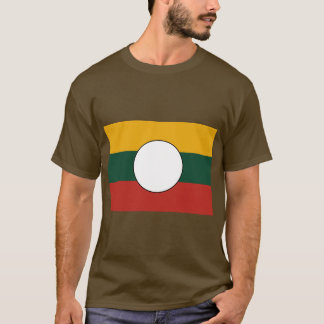 the Shan State, Myanmar T-Shirt