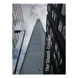 The Shard, Tooley Street, London Poster