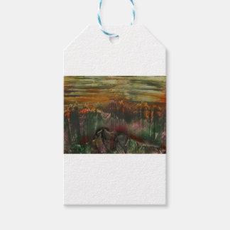 The Sharded Landscape Gift Tags
