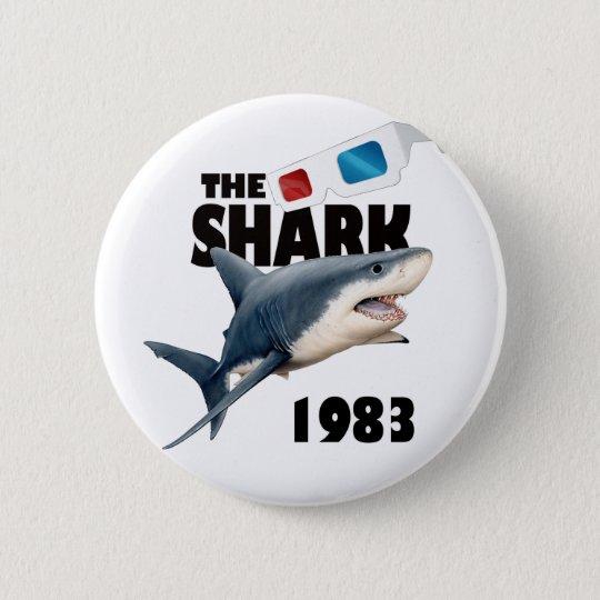 The Shark Movie 2 Inch Round Button