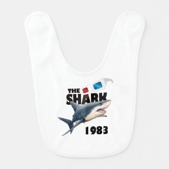 The Shark Movie Baby Bib