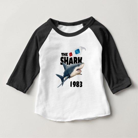 The Shark Movie Baby T-Shirt
