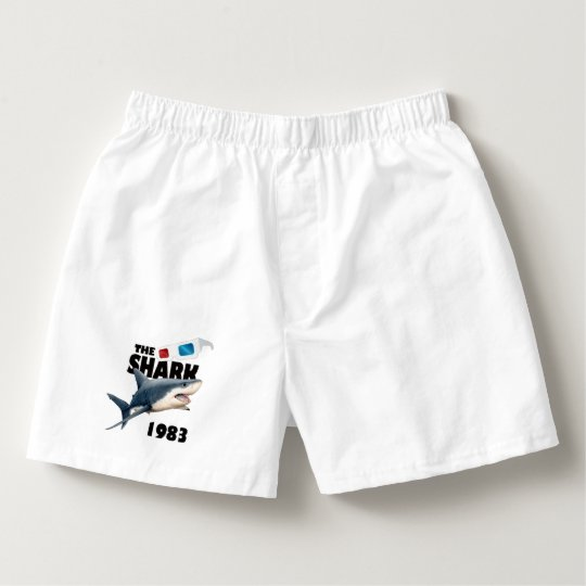 The Shark Movie Boxers