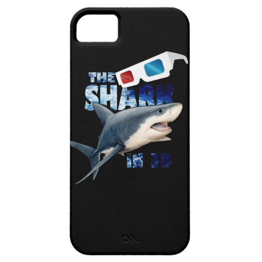 The Shark Movie Case For The iPhone 5