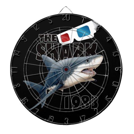 The Shark Movie Dartboards