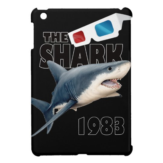 The Shark Movie iPad Mini Cases