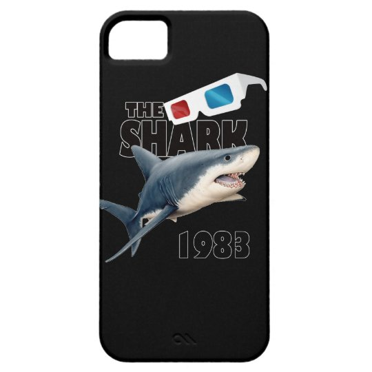 The Shark Movie iPhone 5 Case