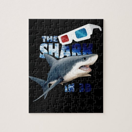 The Shark Movie Jigsaw Puzzle