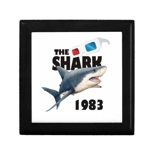 The Shark Movie Keepsake Boxes
