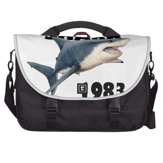 The Shark Movie Laptop Bags