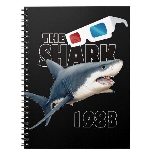 The Shark Movie Notebook