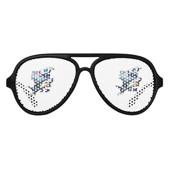 The Shark Movie Party Sunglasses