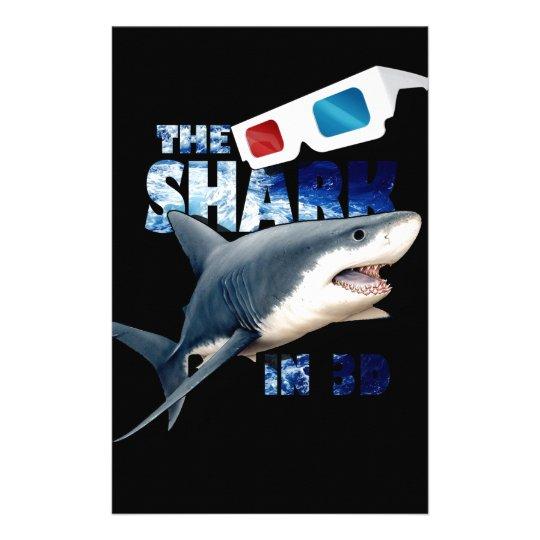 The Shark Movie Stationery