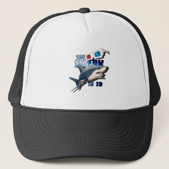 The Shark Movie Trucker Hat