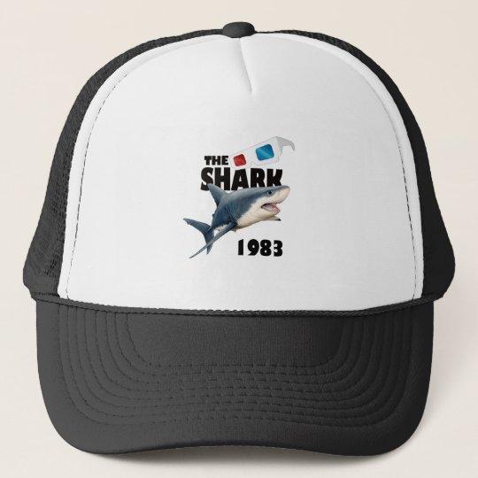 The Shark Movie Trucker Hat