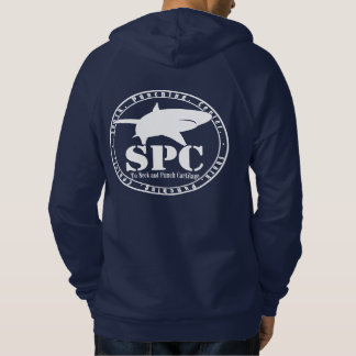 The Shark Punching Center TopWear [SCP Foundation] Hoodie