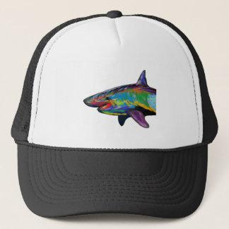 THE SHARK SPECTRUM TRUCKER HAT