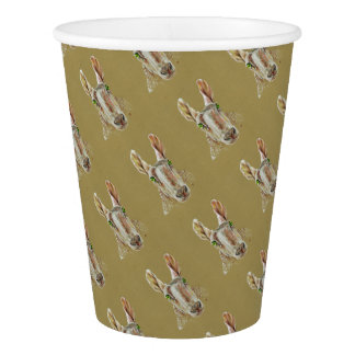 The Sheep Paper Cup